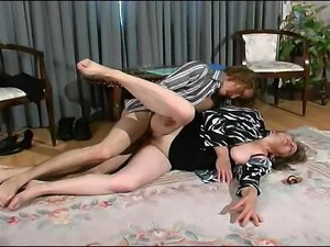Russian mature Rebecca