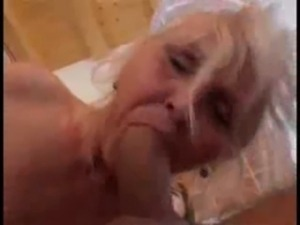 Young Dude Fucks Old Granny free