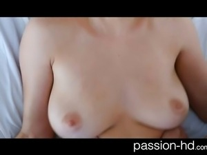 Lily Love after meditation creampie