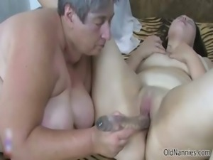 Nasty brunette girl gets her cunt dildo part3