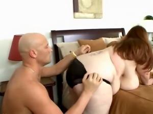 Hot BBW First Hardcore Scene