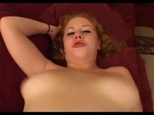 Redhead Cherry Pink Pussy POV