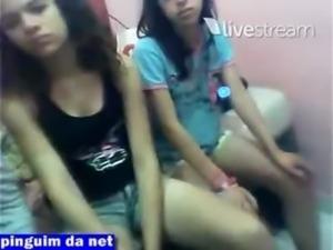 Gatinhas doidas na Twitcam free