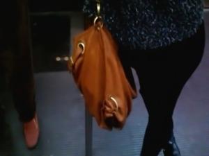 Gostosinha no metr