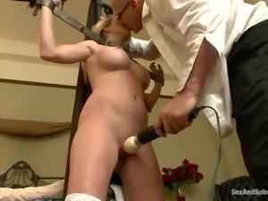 pain and pleasure punishment for bad girl angela