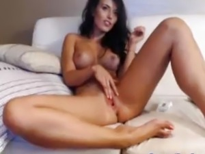 Sexy Women Vaginal Masturbation
