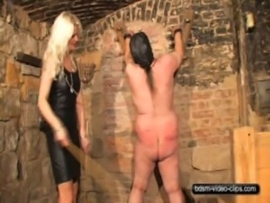 caning a slave - 100 lashes free