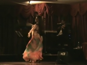 brazilian belly dancer