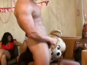 Cum From Long Cock on Dancingcock