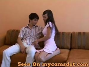 Russian teen gets fucked - mycamsdot.com free