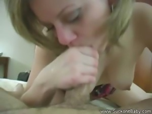 Alex Knows How To Suck a Cock