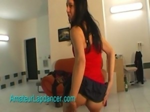 Footjob, handjob and lapdance by czech teen free