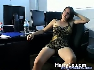 Extreme Seducing Hairy Cunt Fucked