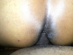 wife beautiful ass hole