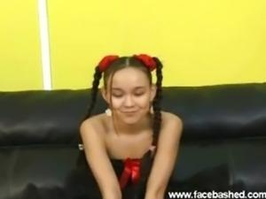 Amai Liu face destruction