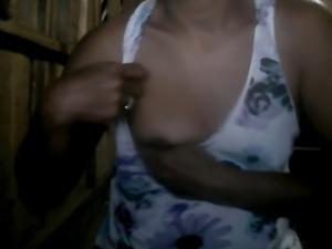 FILIPINA MOM CHERRY CORSEN SUCKING HER OWN NIPPLES ON CAM