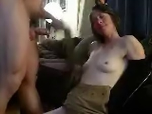 morning face fuck of wife