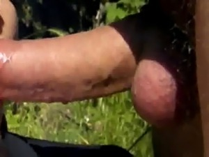 Goodsucker suck cock  and eat sperm