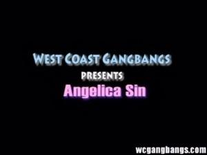 angelicasin gangbang free
