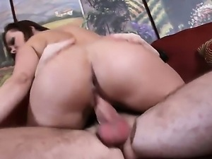 Dane Cross enjoys fucking the brains out of milfs  Katja Kassin wet cunt