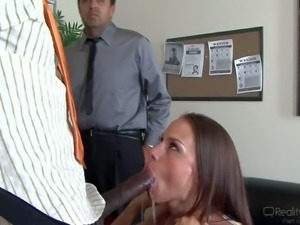 This cuckold scene features McKenzie Lee. She's a good looking