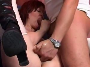 Kinky mother-in-law deserves a hard turn
