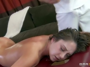 Horny and hot masseur Toni Ribas enjoys in giving his