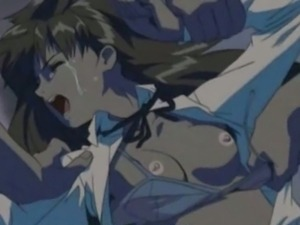 Insatiable hentai babes used and abused