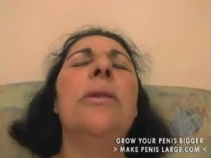 Cockriding Granny Part1 free