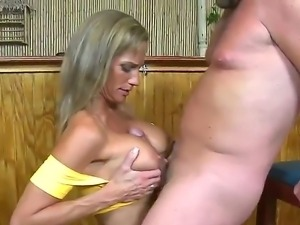 Cute sexy milf enjoys the sweet intense pleasure as she gets her muff licked...