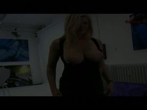 German sluts get dirty