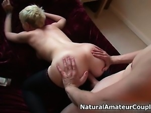 Dirty amateur slut gets her wet pussy part4