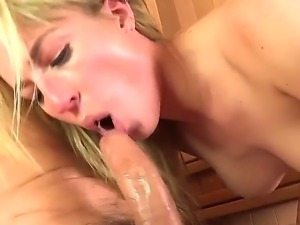 Toni Ribas gets the chance to fuck this smoking hot babe Victoria White in...