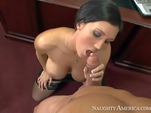 PornSharing.com xxx videoclip : Dylan Ryder is a big boobed milf that has...