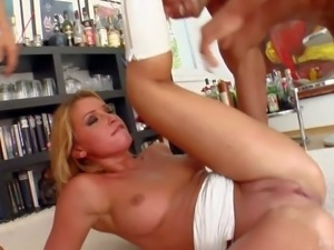 PornSharing.com the best video : Arousing and tempting Carla and Caty with...