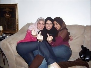 Turkish-arabic-asian hijapp mix photo 13