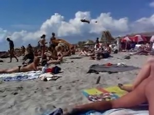 Fuck on beach