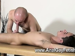 Gay clip of Dom fellow Kieron Knight has a splendid young youngster