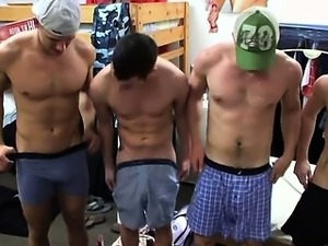 Boys experiment with gays