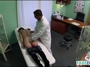 Wife gets fucked in hospital