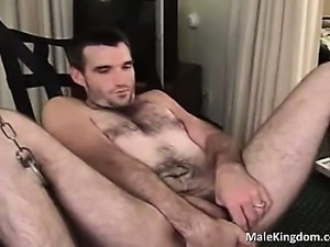 Nasty threesome one horny queer part1