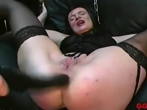 That's right! She is one of the hottest and NASTIEST MILFS ever and you're...