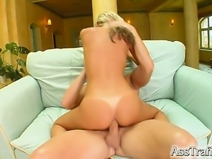 Meet Lucia. She is a hot tanned blonde with an ass ready for fucking. A big...