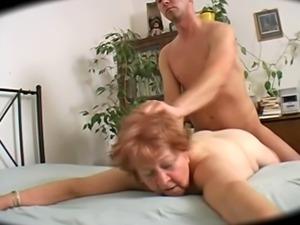 Big Butt Curvy Granny - 69