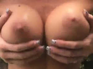 Brunette MILF gets ass fucked by a big cock