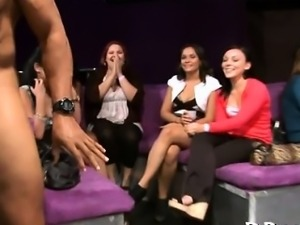 Beauty gets fucked while her allies