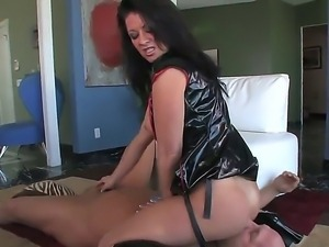 Hardcore MILF fantasy. Staring porn star Christian XXX and Raquel Devine....