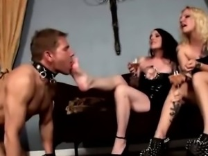 Poor Slave And His Mistresses