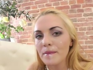 Hairy Blonde Bitch