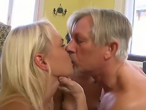 Wanna jerk off nicely staring at Christoph Clark banging Ivana Sugar and...